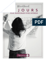 Workbook 5jours transformation interieur