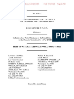 Flynn Appeal - Watergate Prosecutors Amicus