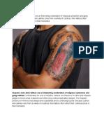 Hispanic Tattoo Designs_ Enduring Pride in the Homeland