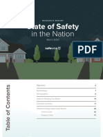 Safe cities report from SafeWise