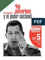 La-doctrina-militar-bolivariana-y-el-poder-nacional