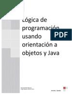 Lógica de programación usando orientación a objetos y Java Clases 20201.pdf