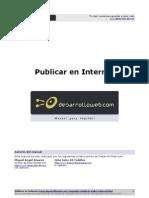 Publicar Internet