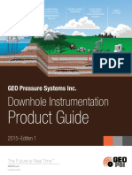 GEO Product Guide 2015
