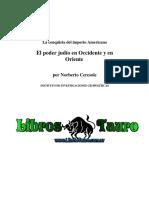 Ceresole, Norberto -  El Poder Judio En Occidente Y En Oriente