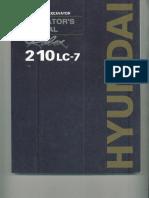 Manual Escavadeira Hyundai 210Lc.pdf