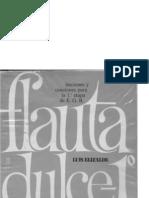 [LIVRO] Flauta Doce - Luis Elizalde
