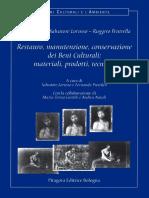 Restauro-manutenzione-conservazione-dei-Beni-Culturali-Materiali-prodotti-tecniche