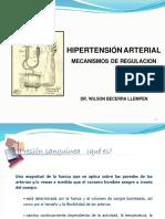 07. CARDIOFISIOLOGÍA - Hipertensón Arterial