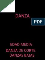 Danza__Orgenes_y_ballet_romntico2018ppt