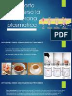 Il trasporto attraverso la membrana plasmatica-1