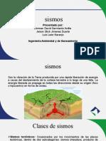 diapositivas explicativas de los sismos