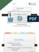 Biocatálisis clase 16(inhibidor de proteasas)