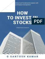 How to invest in stocks (1)