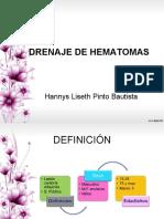 HEMATOMA CEREBRALES Hannys