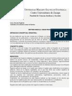 Séptimo Módulo - REGISTROS PUBLICOS