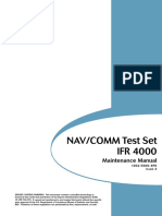 Maintenance IFR4000.pdf