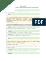 cuestionario de neuropsicologia para mi examen