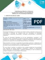 Syllabus del curso Semiologia Radiologica