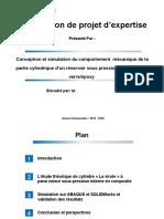Presentation Projet d'Expertise