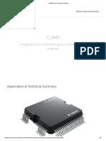 CJ840 _ Bosch Semiconductors