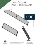 Angled Divider