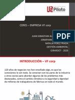 PRESENTACIÓN TRABAJO CONSULTA Y FINAL - GESTIÓN AMBIENTAL