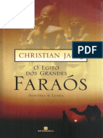Christian Jacq - O Egito dos Grandes Faraós-Bertrand Brasil (2010).epub