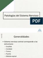 Patologias Sistema Nervioso 2019