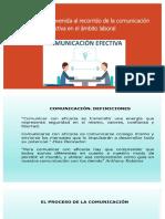 nociones Comunicacion efectiva organizacional