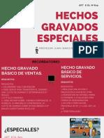 HECHOS GRAVADOS ESPECIALES. (4)