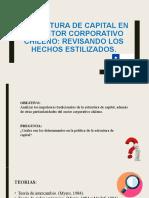Estructura de capital en el sector corporativo chileno.pptx