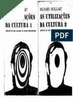 As Utilizações Da Cultura - VOLUME 1