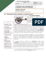 Guia de español La lectura aviva mi fantasía