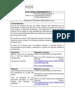 GUÍA No 1 DE TRABAJO INDEPENDIENTE PROCESO DE SELECCIÓN