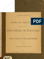 BOURKE Human Ordure and Human Urine Rituals