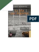 Fabio Morábito - La Ola Que Regresa