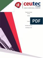 Pronostico De Ventas - Ejercicios Oferta y Demanda - Douglas Valladares - 61851145