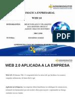 WEB 2.0 APLICADA A LA EMPRESA