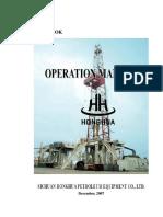 DG450 Hook Operation Manual