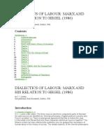 DIALECTICS OF LABOUR
