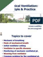 Mechanical Ventilation Nurse Icu