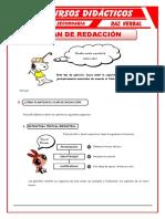 Como-Plantear-en-Plan-de-Redacción-para-Tercero-de-Secundaria