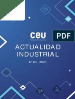 Informe Industrial Nº04 2020 - CEU