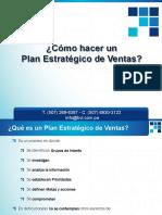 Plan estrategico de ventas mx