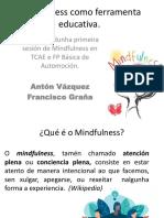 Mindfulness Como Ferramenta Educativa