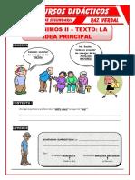 Idea-Principal-de-un-Texto-para-Primero-de-Secundaria