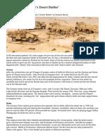 Monty's Desert Battles Info