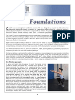 Crossfit - Foundations