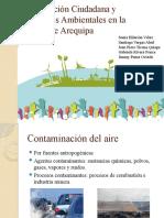 Participación Ciudadana y Conflictos Ambientales en la Región